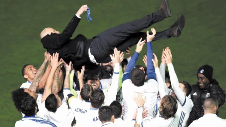 Le Real  Madrid pourra recruter  à l'été 2017