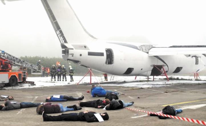 Exercice de gestion de crises à l'aéroport Tanger Ibn Battouta