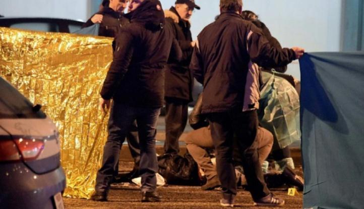 Le suspect de l'attentat de Berlin abattu à Milan par la police