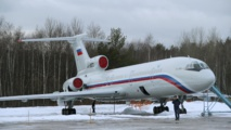 Un avion militaire russe se rendant en Syrie s'abîme en mer Noire