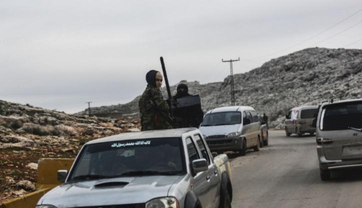 L'armée turque accuse l'EI d'avoir tué 30 civils à Al-Bab