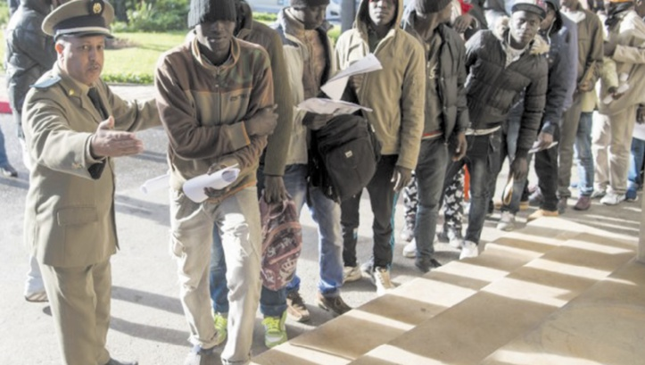 El Fida-Mers Sultan se mobilise pour l'opération de régularisation des migrants