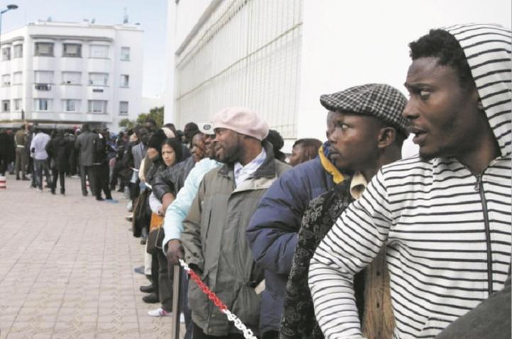 Le chemin de croix des migrants au Maroc
