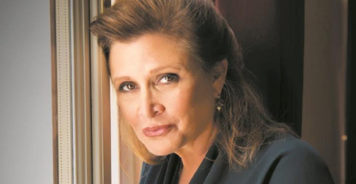 Carrie Fisher Une étoile s'est éteinte