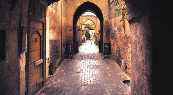 Valorisation du patrimoine urbain et culturel de la médina de Marrakech