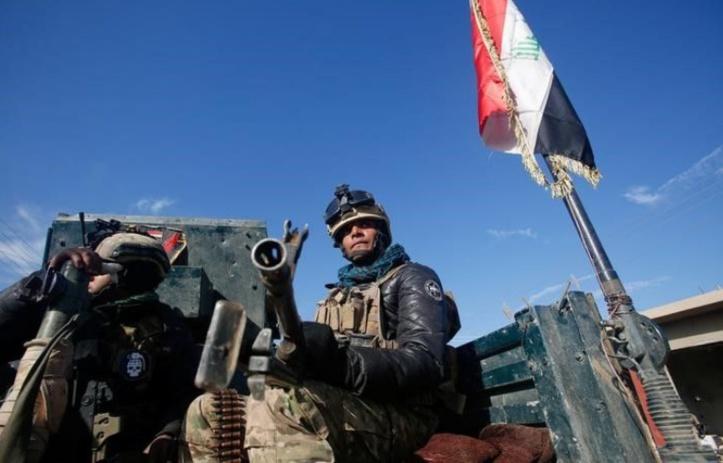 Reprise de l'offensive de l'armée irakienne à Mossoul