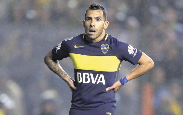 Carlos Tevez : L'homme qui valait 40 millions d'euros