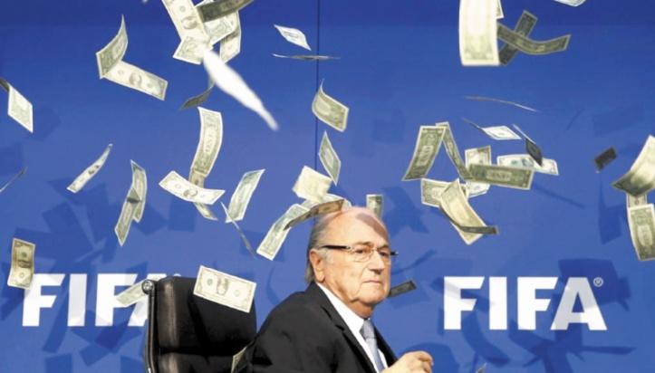 FIFA : Année scandale