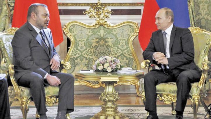 Visites Royales en Russie et en Chine