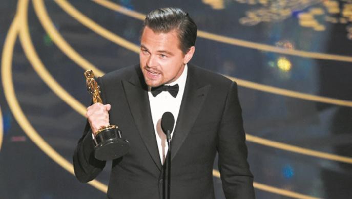 Leonardo DiCaprio enfin oscarisé