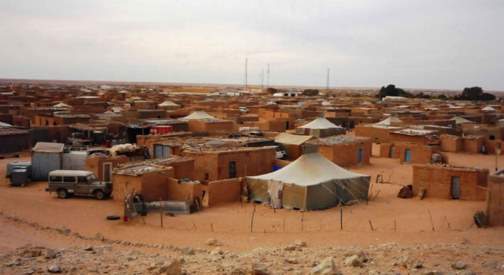 L'horreur à Tindouf