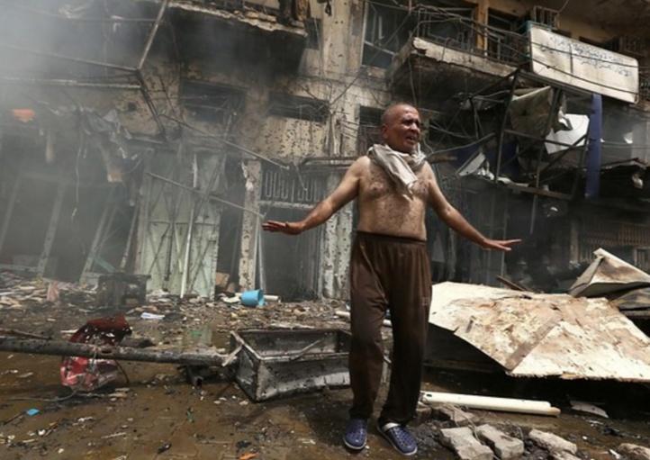 L'Irak ensanglanté par un attentat de l'EI