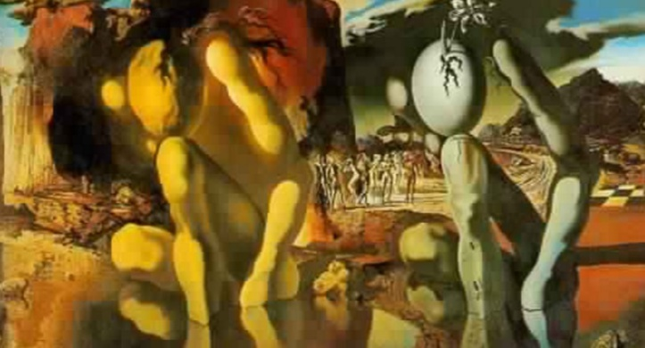 La maladie de Parkinson détectable sur de vieux tableaux de Dali