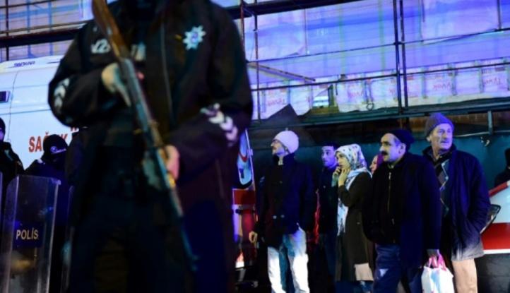 L'EI revendique l'attentat contre la boîte de nuit d'Istanbul