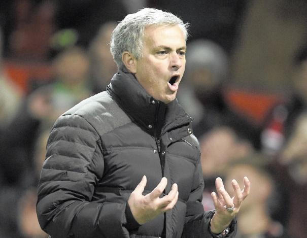 Mourinho recadre Martial