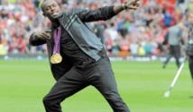 Bolt félicite United