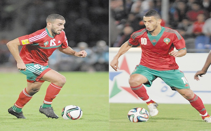 Belhanda et Tanane out of Africa