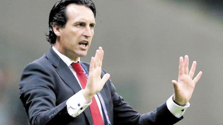 Emery : Le PSG veut progresser pour être candidat au titre européen