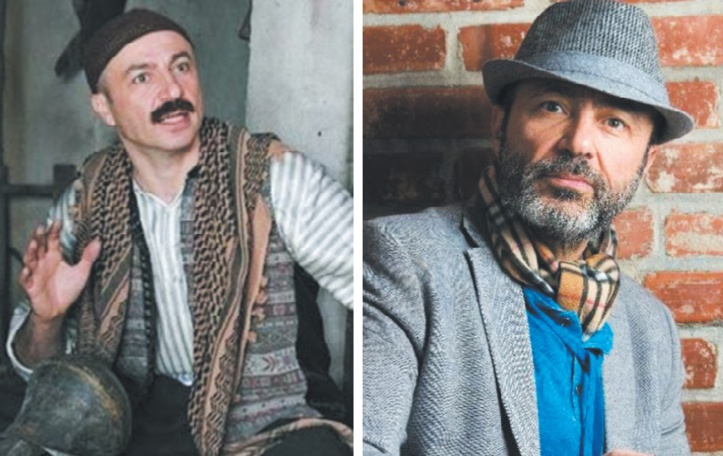 Devenu réfugié, l'acteur syrien Jihad Abdo rêve de Hollywood