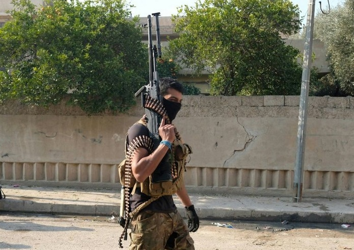 L'Irak lance une offensive pour chasser l'EI de l'ouest du pays