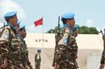 Décès tragique de deux Casques bleus marocains en Centrafrique