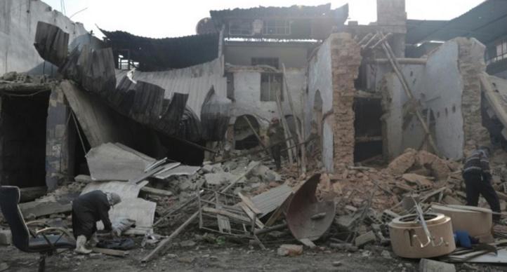 Graves pénuries d'eau à Damas : L'ONU dénonce un crime de guerre