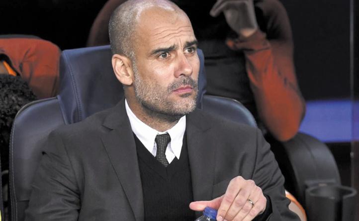 Guardiola ne va pas prendre sa retraite