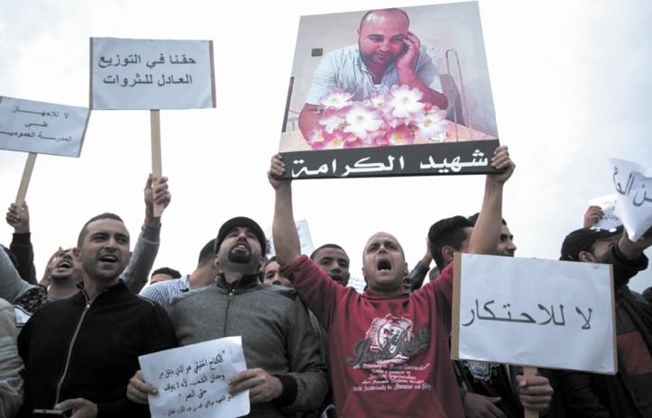 La police disperse une manifestation à Al Hoceima