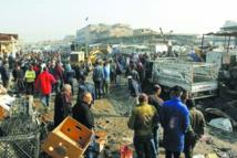 Une dizaine de morts dans un attentat suicide à Bagdad