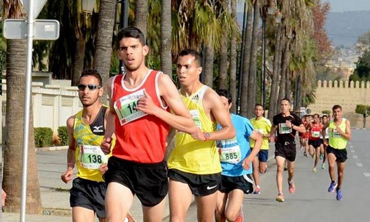 Sanae Achahbar et Said Rbina remportent le semi-marathon international de Fès