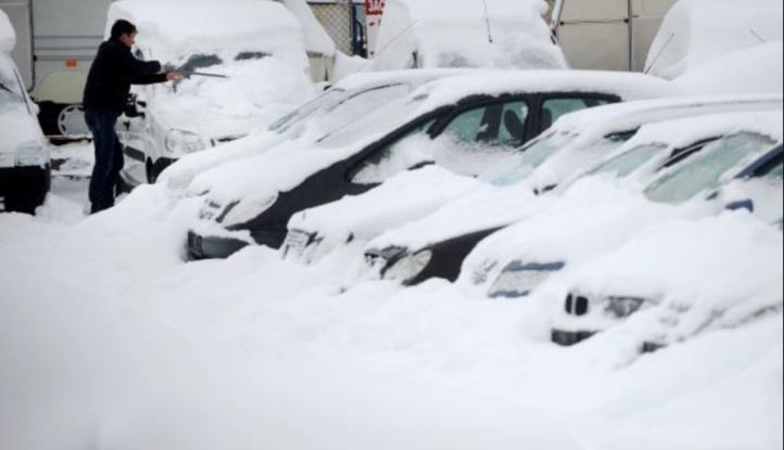 La vague de froid fait une quarantaine de morts en Europe