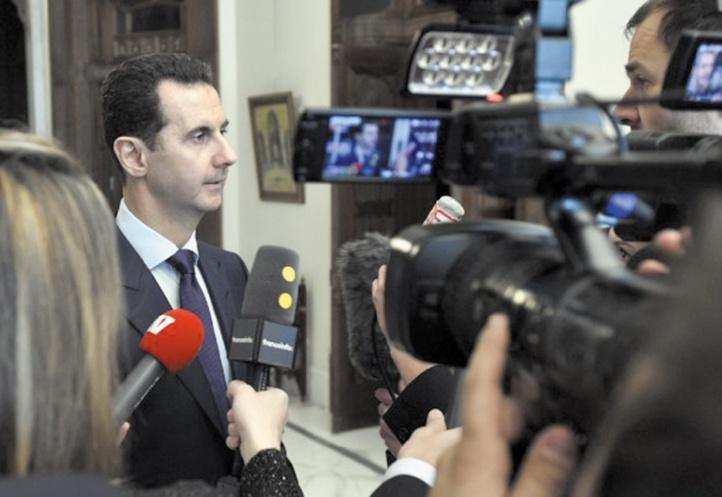 Assad refuse une trêve à Wadi Barada et exclut de négocier son départ
