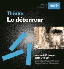 """""""Le Déterreur"""" de Mohamed Kheireddine adapté au théâtre"""