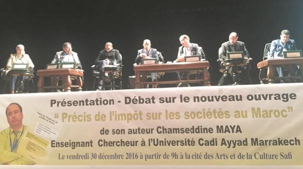 L'impôt sur les sociétés en débat à Safi