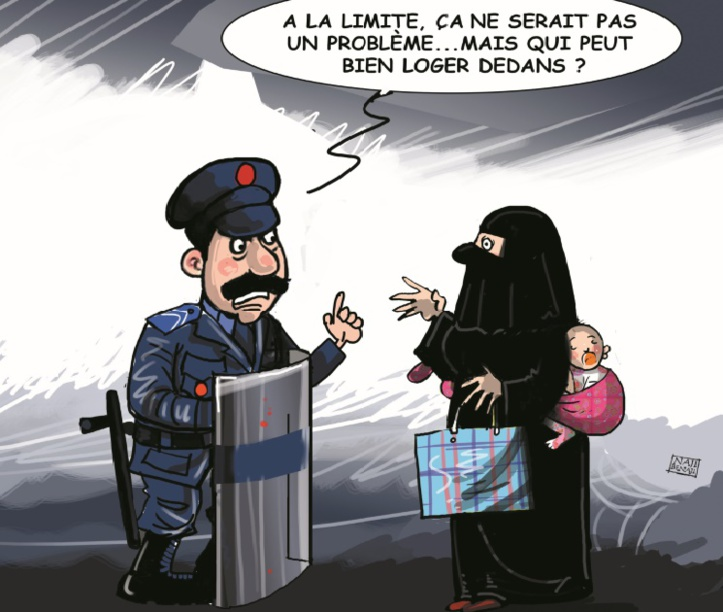 Burka, Niqab et autres accoutrements : L'interdiction qui ne se dévoile pas entièrement