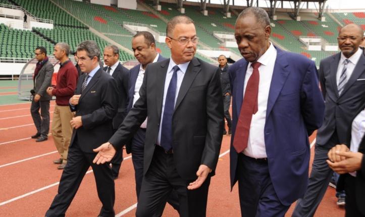 Pour Hayatou, le Maroc est en mesure d'organiser la Coupe du monde 2026