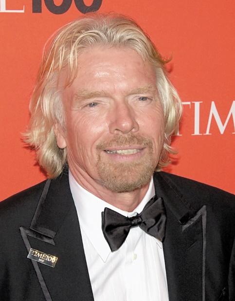 Comment sont-ils devenus milliardaires ? Richard Branson