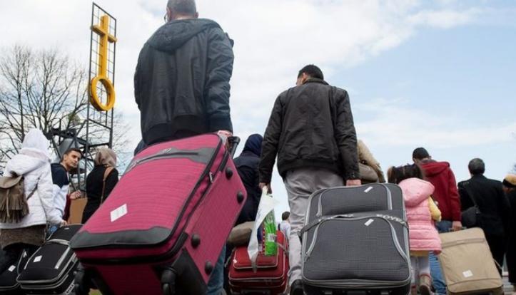 Forte baisse du nombre de demandes d'asile en Allemagne