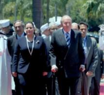 Miriem Bensalah- Chaqroun honorée par l'Espagne