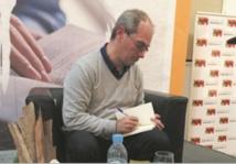 """Présentation à Casablanca du dernier roman de Driss Ksikes, """"Au détroit d'Averroès"""""""