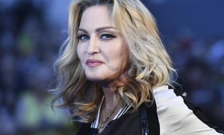 Madonna opprimée par le sexisme