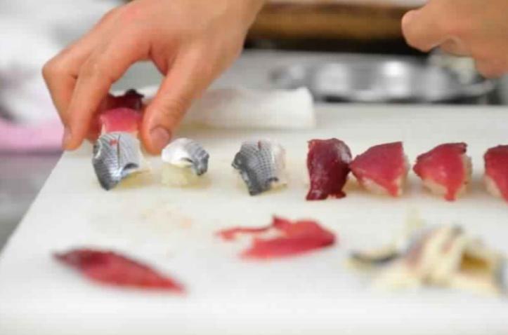A Los Angeles, un sushi peut en cacher un autre
