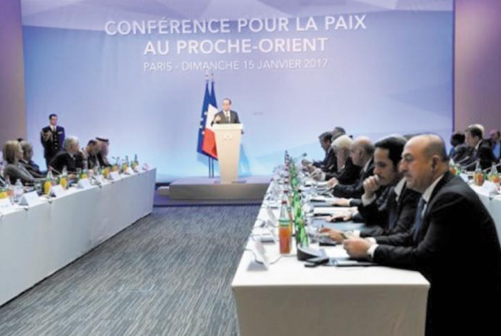 La communauté internationale n'acceptera qu'une solution négociée