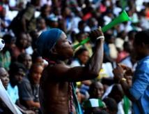 Les très sonores vuvuzela sont de retour