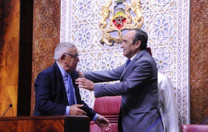 Discours de Habib El Malki suite à son élection à la présidence de la Chambre des représentants