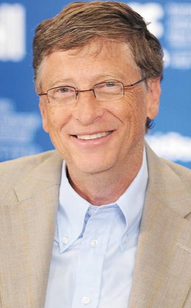 Comment sont-ils devenus milliardaires ? Bill Gates