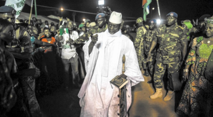 La Gambie en état d'urgence