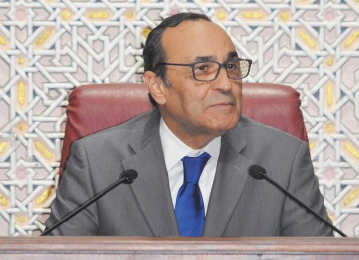 S.M le Roi félicite Habib El Malki après son élection à la présidence de la Chambre des représentants