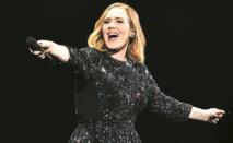 Après son couac l'an dernier, Adele va revenir chanter  aux Grammy Awards