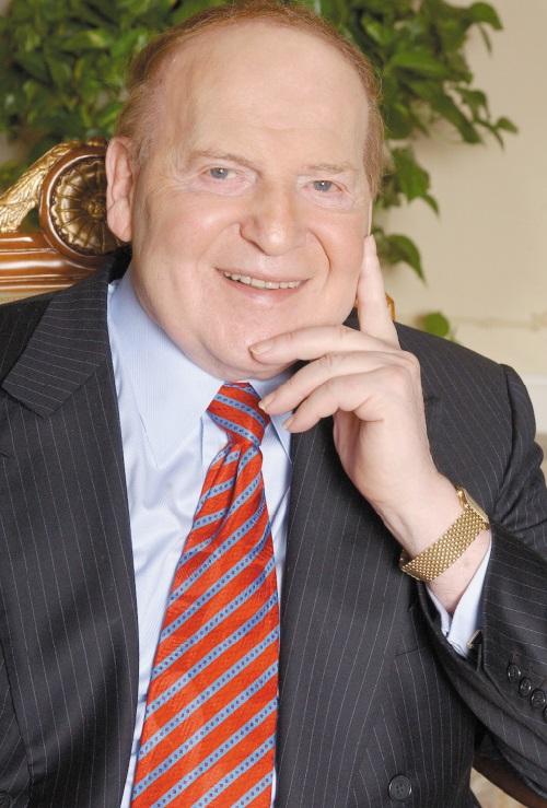 Comment sont-ils devenus milliardaires ? Sheldon Adelson